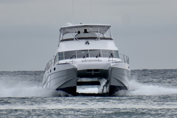 Picture Of: 64' Prout International Panther 64 1997 Yacht For Sale | 3 of 78
