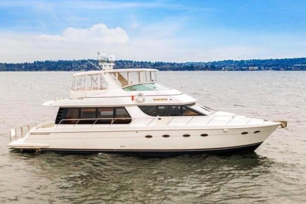 Picture Of: 59' Carver 2001 Yacht For Sale | 1 of 10