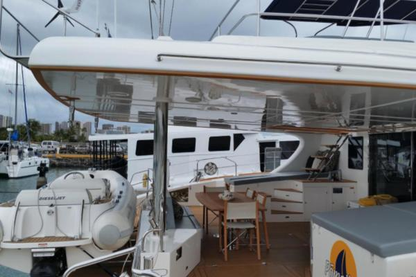 Picture Of: 71' Sunreef Sailing 70 2012 Yacht For Sale | 3 of 21