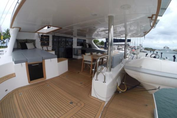 Picture Of: 71' Sunreef Sailing 70 2012 Yacht For Sale | 4 of 21