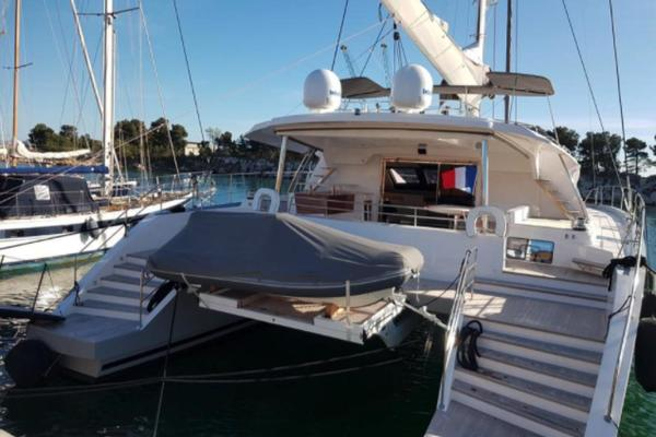Picture Of: 64' Privilege 2017 Yacht For Sale | 3 of 19