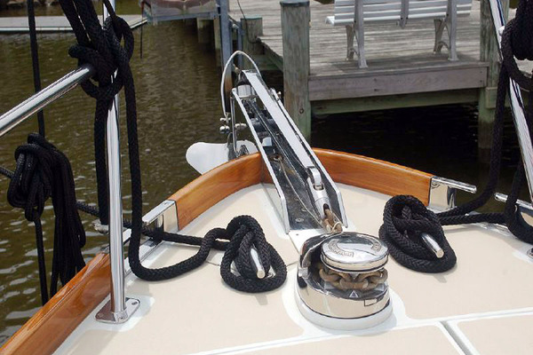2005 Alden 49' 49 Express FREESIA II | Picture 8 of 32