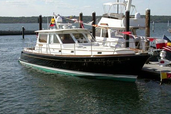 2005 Alden 49' 49 Express FREESIA II | Picture 3 of 32