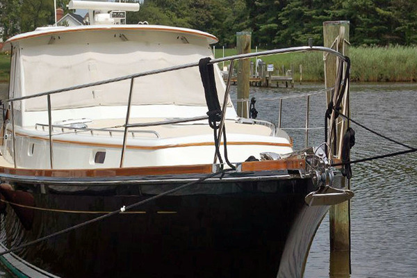 2005 Alden 49' 49 Express FREESIA II | Picture 6 of 32