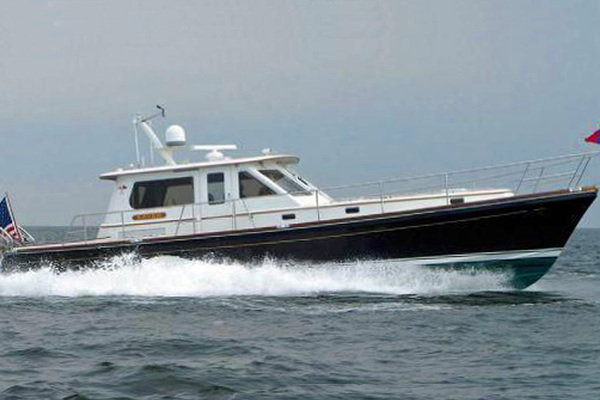 2005 Alden 49' 49 Express FREESIA II | Picture 1 of 32