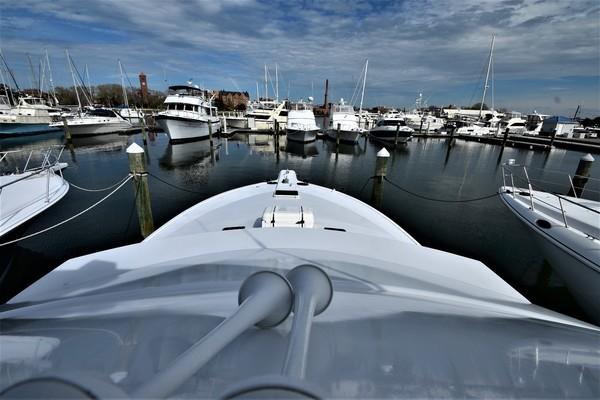1996 Ocean Yachts 48' 48 Supersport Convertible Team Sandman | Picture 5 of 80