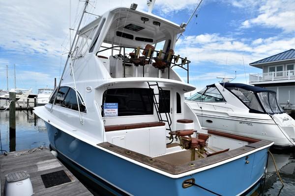 1996 Ocean Yachts 48' 48 Supersport Convertible Team Sandman | Picture 1 of 80
