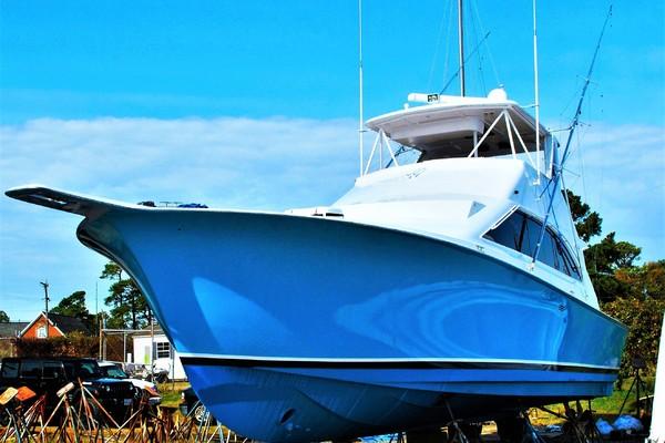 1996 Ocean Yachts 48' 48 Supersport Convertible Team Sandman | Picture 7 of 80