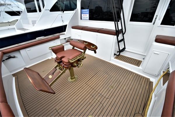 1996 Ocean Yachts 48' 48 Supersport Convertible Team Sandman | Picture 2 of 80