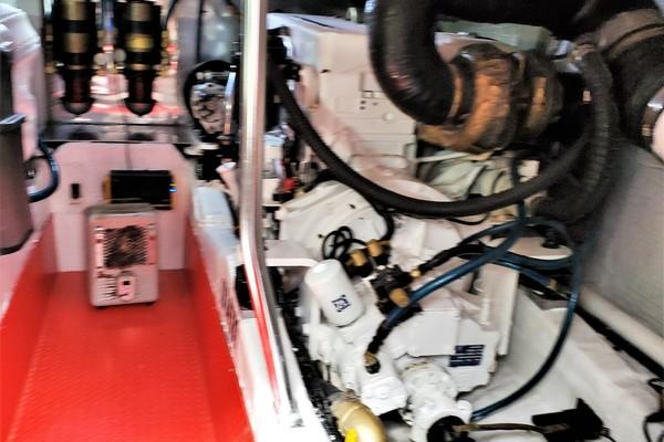 1996 Ocean Yachts 48' 48 Supersport Convertible Team Sandman | Picture 4 of 80