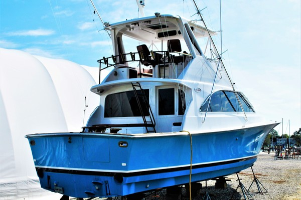 1996 Ocean Yachts 48' 48 Supersport Convertible Team Sandman | Picture 6 of 80