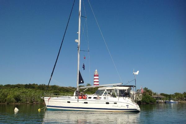 46-ft-Hunter-2006-- St. Marys Georgia United States  yacht for sale