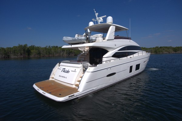 Picture Of: 73' Princess 2015 Yacht For Sale | 3 of 34