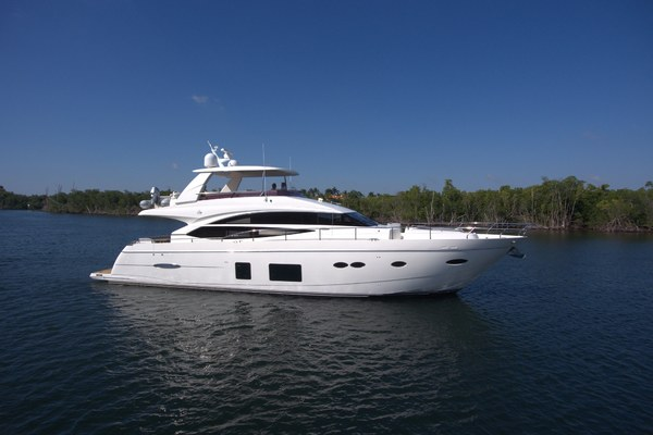 Picture Of: 73' Princess 2015 Yacht For Sale | 1 of 34