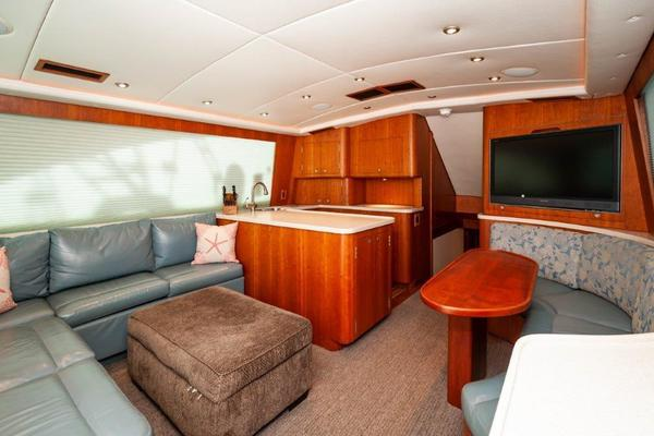 Picture Of: 57' Gillman 57 Enclosed Bridge 2007 Yacht For Sale | 2 of 41