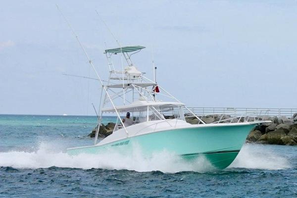 40-ft-Luhrs-2000-Express-Shindig  Jupiter Florida United States  yacht for sale