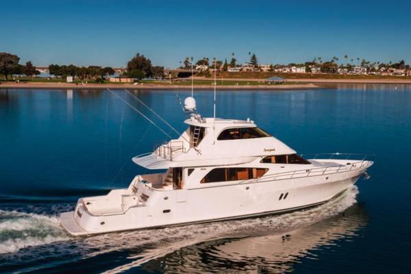 69-ft-McKinna-2009--Seaquel San Diego California United States  yacht for sale