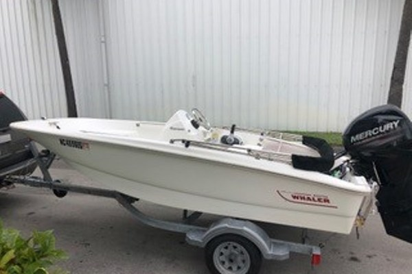 13-ft-Boston Whaler-2016-130 Super Sport- Dania Beach Florida United States  yacht for sale