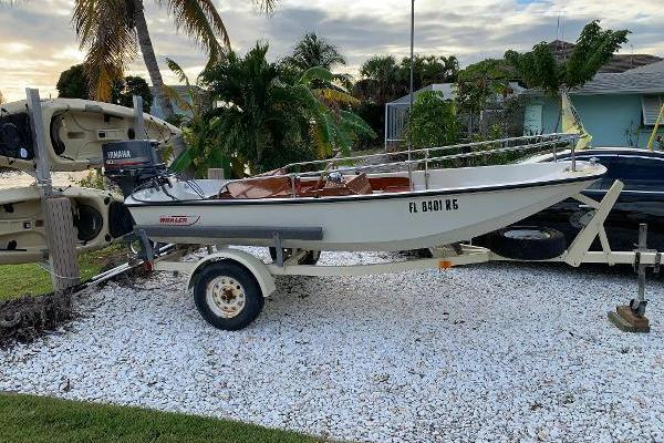 13-ft-Boston Whaler-1988-- Cape Coral Florida United States  yacht for sale