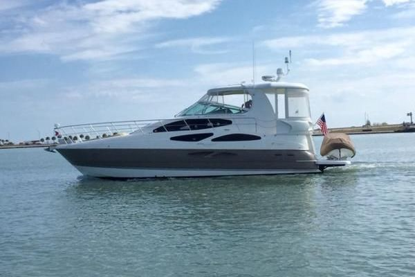 45-ft-Cruisers Yachts-2006--  Florida United States  yacht for sale