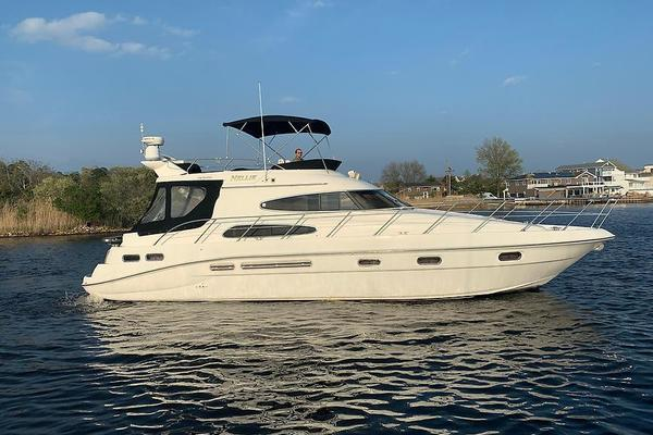 46-ft-Sealine-1999-T46- Atlantic City New Jersey United States  yacht for sale