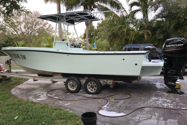 25-ft-Mako-1986-- FT. LAUDERDALE Florida United States  yacht for sale