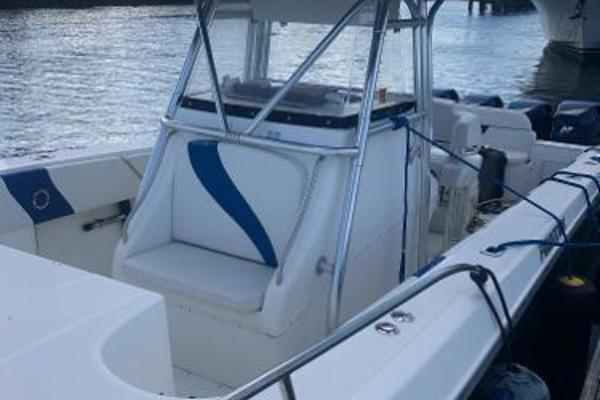 Picture Of: 38' Fountain 38 Center Console 2007 Yacht For Sale | 3 of 10