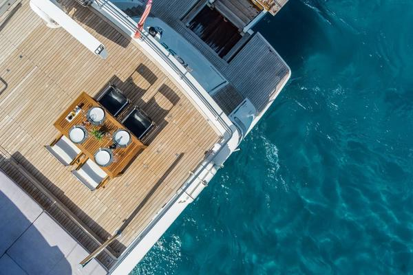2014 Cantiere Delle Marche 89' Nauta Air 86 ROSEY | Picture 7 of 42