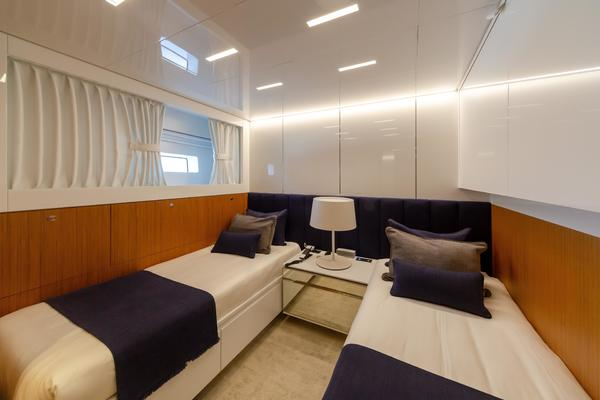 2014 Cantiere Delle Marche 89' Nauta Air 86 ROSEY | Picture 4 of 42