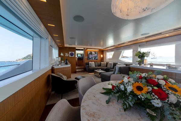 2014 Cantiere Delle Marche 89' Nauta Air 86 ROSEY | Picture 3 of 42