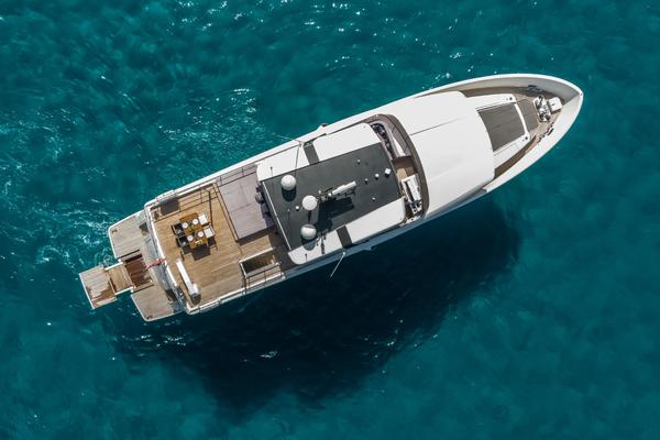 2014 Cantiere Delle Marche 89' Nauta Air 86 ROSEY | Picture 6 of 42