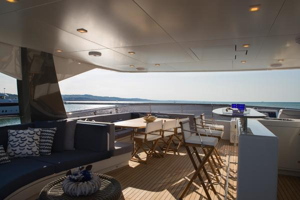 2014 Cantiere Delle Marche 89' Nauta Air 86 ROSEY | Picture 8 of 42