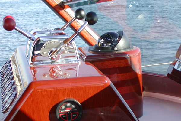 1957 Chris-Craft 33' 33 Futura Black Beauty | Picture 3 of 32