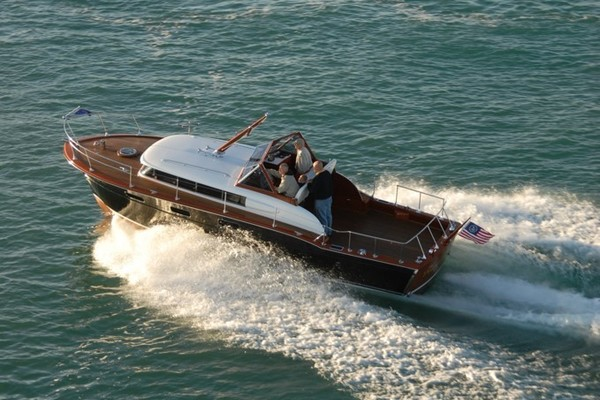 1957 Chris-Craft 33' 33 Futura Black Beauty | Picture 5 of 32