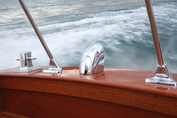 1957 Chris-Craft 33' 33 Futura Black Beauty | Picture 8 of 32