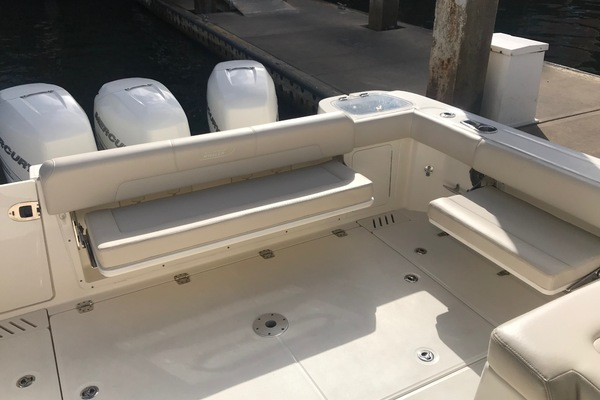 2018 Boston Whaler 34' 345 Conquest 345 Conquest | Picture 6 of 24
