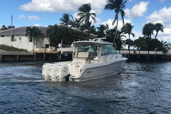 2018 Boston Whaler 34' 345 Conquest 345 Conquest | Picture 3 of 24