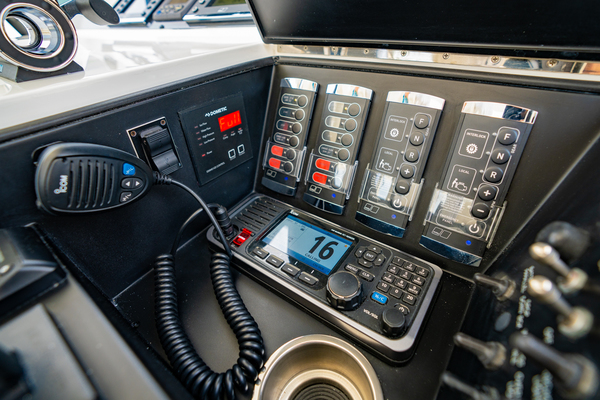 2019Viking 82 ft 82 Cockpit MY   Make It Happen