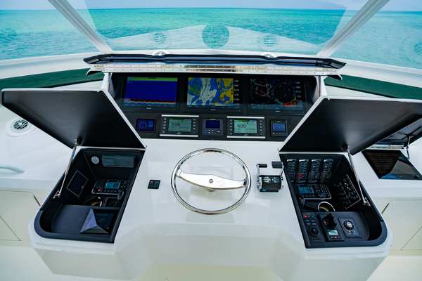 2019 Viking 82' 82 Cockpit MY Make It Happen | Picture 4 of 68