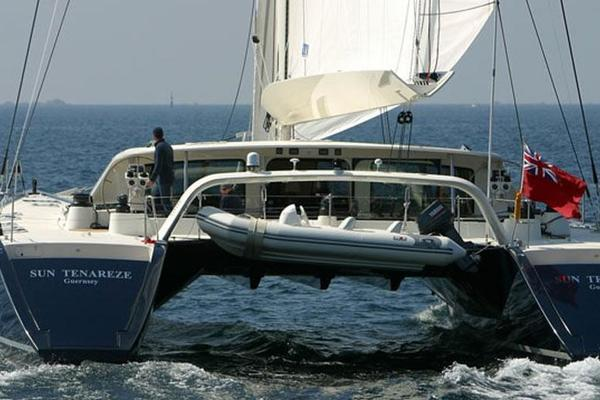 Picture Of: 84' JFA Catamaran 2004 Yacht For Sale | 4 of 25