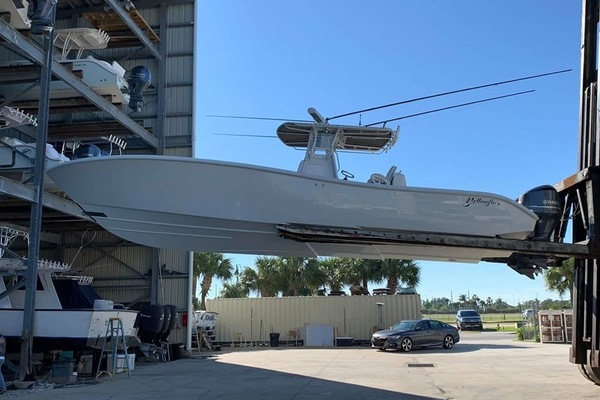 36' Yellowfin 36 Offshore 2012 | 36 Offshore