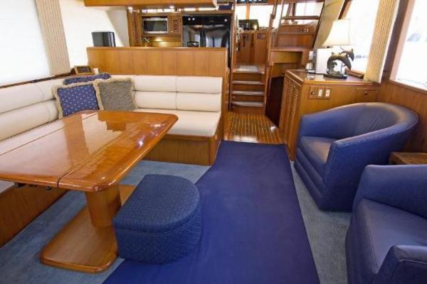 2001 Offshore Yachts 62' 62 Pilot House Sandman II | Picture 5 of 31