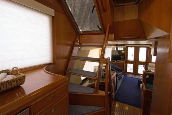 2001 Offshore Yachts 62' 62 Pilot House Sandman II | Picture 4 of 31