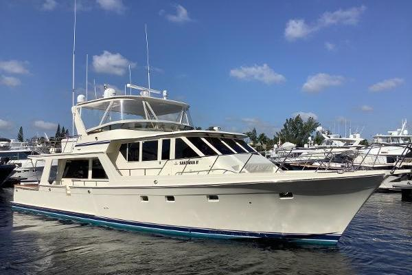 Picture Of: 62' Offshore Yachts 62 Pilot House 2001 Yacht For Sale | 1 of 31