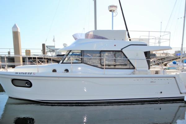 30-ft-Beneteau-2016-Swift Trawler- St Petersburg Florida United States  yacht for sale