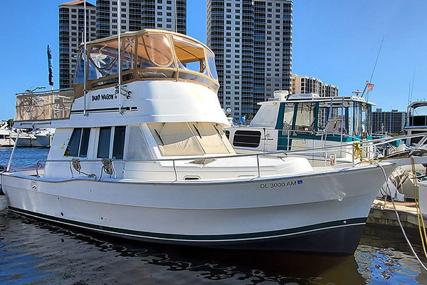 39-ft-Mainship-2002-390 Trawler-Band Wagon 3 Fort Myers Florida United States  yacht for sale