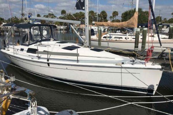 33-ft-Hunter-2005--Odyssey Melbourne Florida United States  yacht for sale