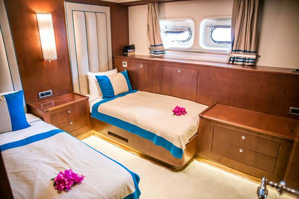 2011 Custom 150' 45M Trideck Adamaris | Picture 5 of 84