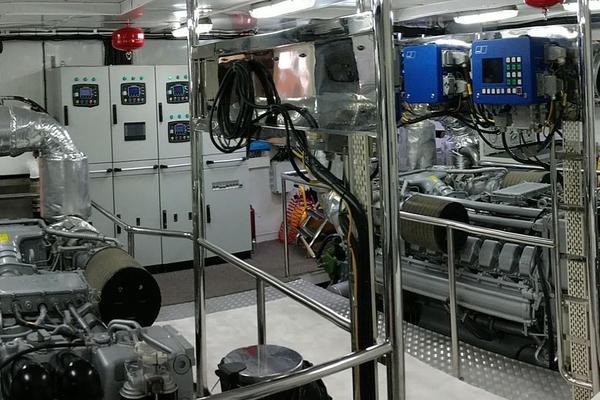 2011 Custom 150' 45M Trideck Adamaris | Picture 4 of 84