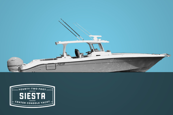 Picture Of: 42' HCB 42 Siesta 2020 Yacht For Sale | 1 of 1
